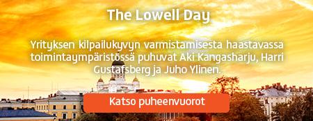 CTA_banneri_Lowell Day_450 banneri_ei tummennusta