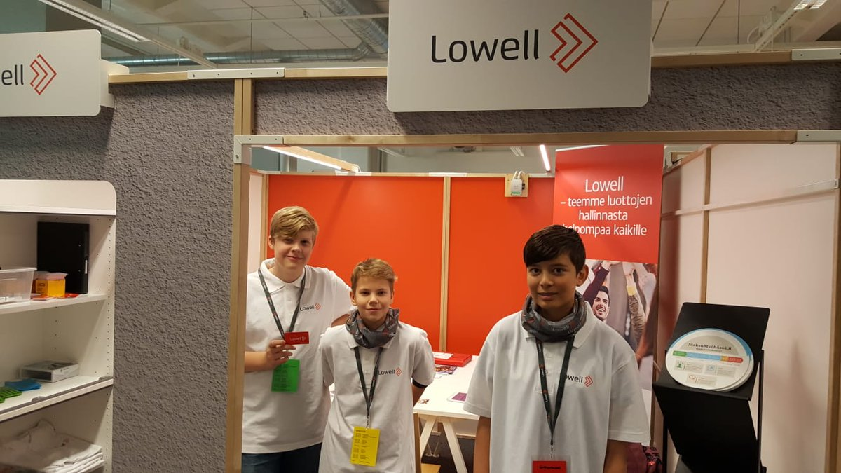 Lowell yrityskylä